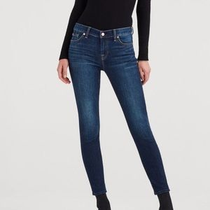 7 For All Mankind The Ankle Skinny Jeans - 25
